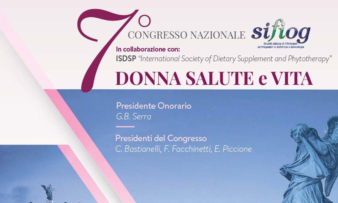 7° Congresso Nazionale Sifiog