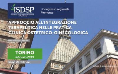 1° Regional Congress Piemonte
