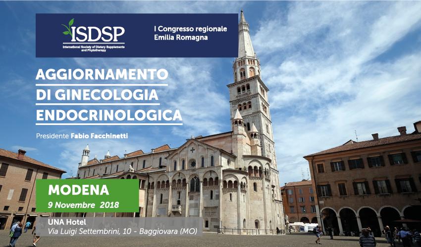 1° Congresso Regionale Emilia Romagna