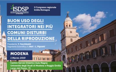 2° Congresso Regionale Emilia Romagna