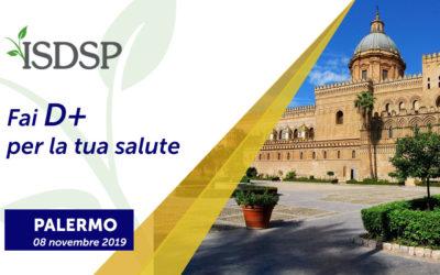 Fai D+ per la tua salute Palermo