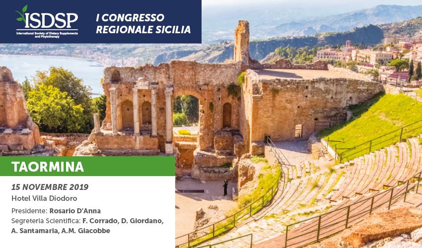 I° Congresso Regionale ISDSP Sicilia