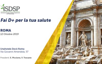 Fai D+ per la tua salute -Roma