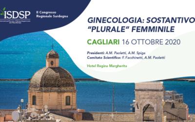 """II Congresso Regionale Sardegna: Ginecologia sostantivo """"plurale"""" femminile"""